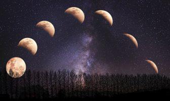 Ay'ın Hareketleri Devinimi Optik Sallantısı ve Üzerine Çalışmalar