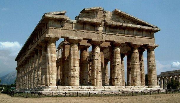 Olympia Hera Tapınağı