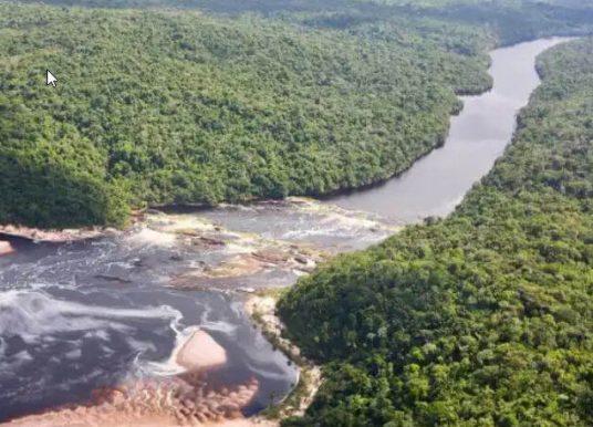 Orinoco Irmağı Nerededir?