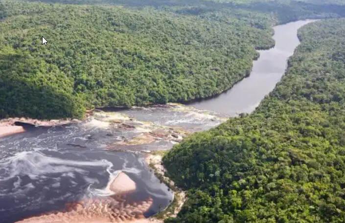 Orinoco Irmağı