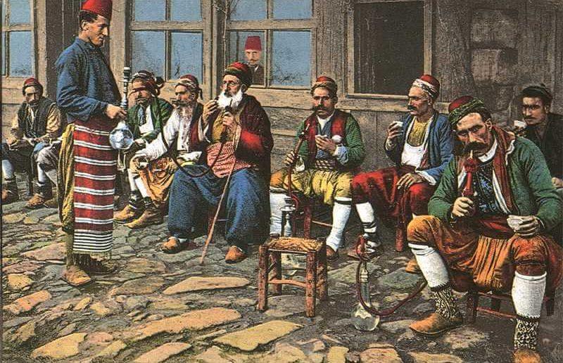osmanlı halk