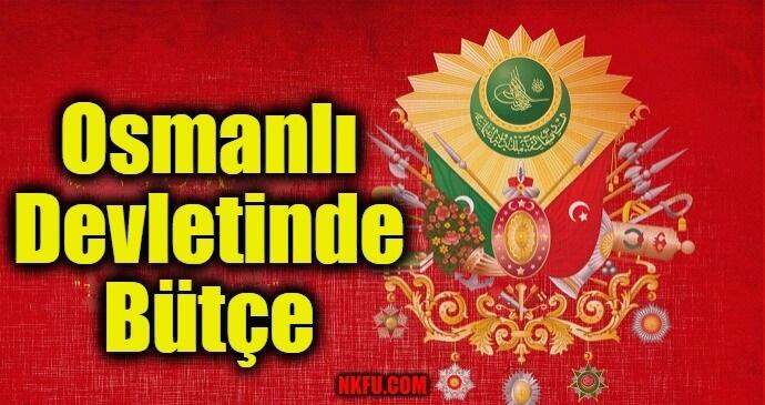 Osmanlı Devletinde Bütçe