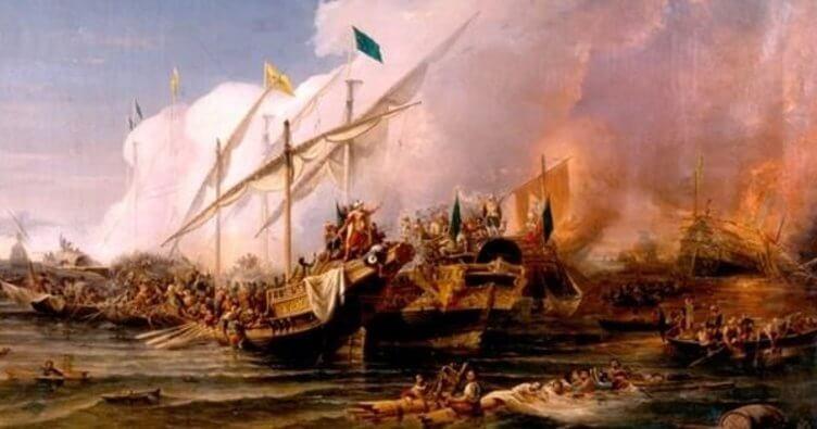 Preveze Deniz Savaşı