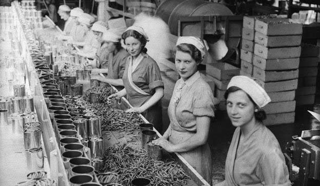 Sanayi devriminde kadın