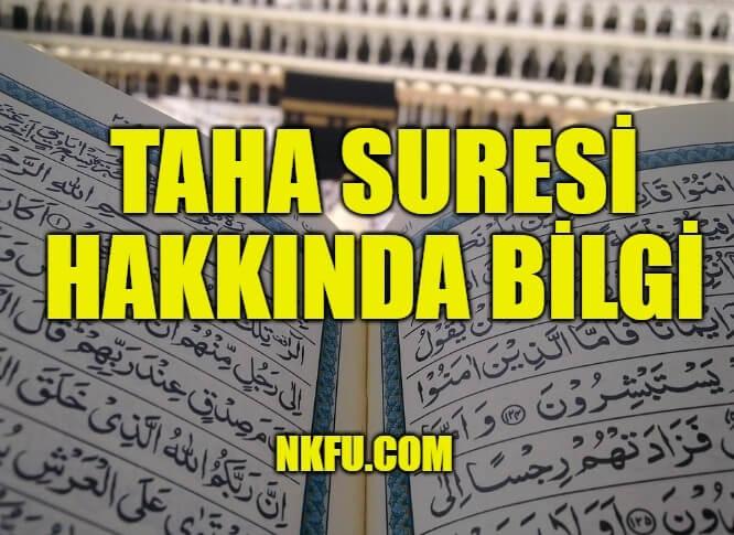 Taha Suresi