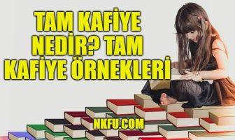 Tam Kafiye