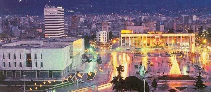 Tiran - Arnavutluk