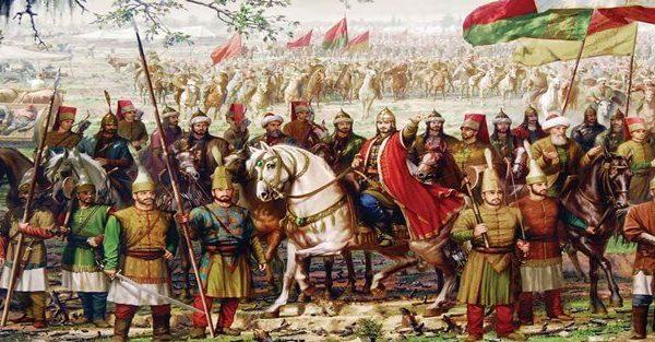 Türklerin İslamiyeti Kabulü