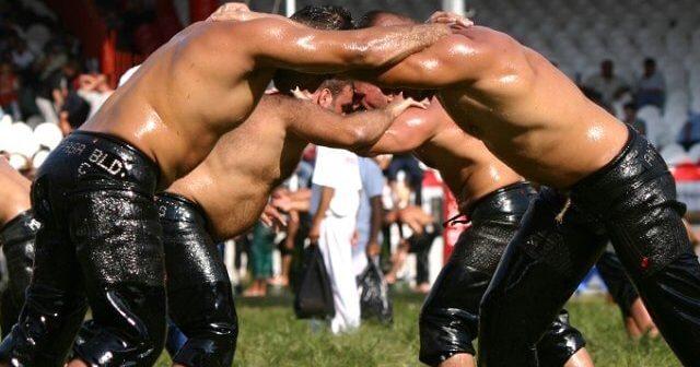 yağlı güreş