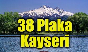 38 Plaka Kayseri
