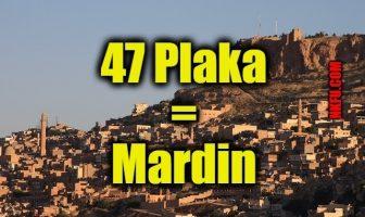 47 plaka mardin