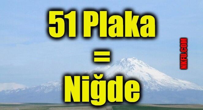 51 Plaka Niğde