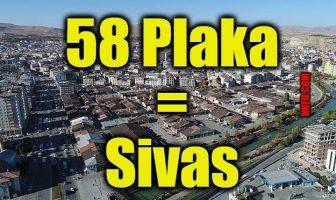 58 Plaka Sİvas