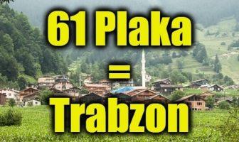 61 Plaka Trabzon