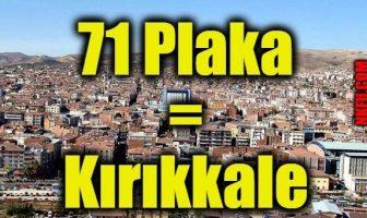 71 Plaka Kırıkkale