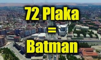 72 plaka batman