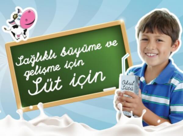 Dünya Okul Süt Günü
