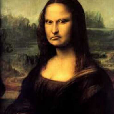 Mona Lisa - Ugo Ungaza