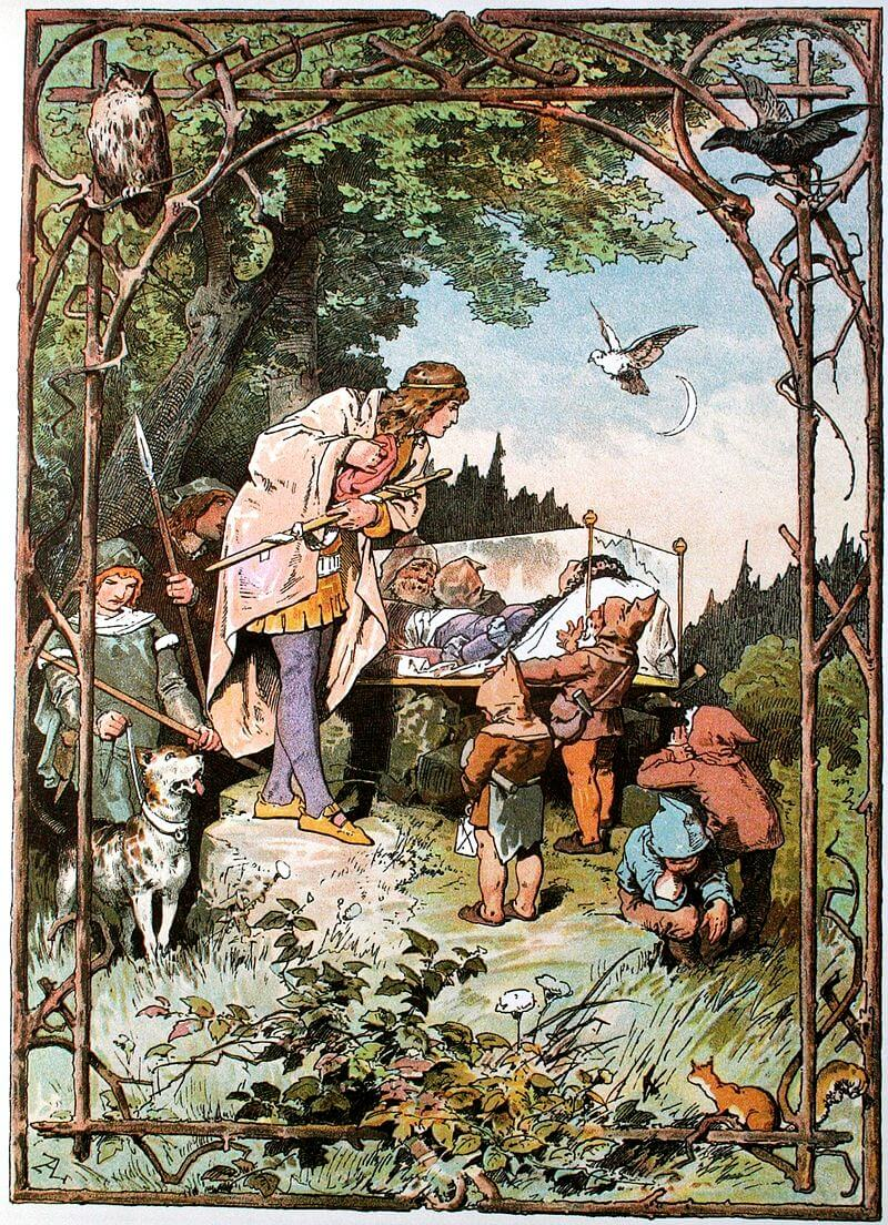 Pamuk Prenses ve Yedi Cüceler (Snow White)