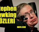 Stephen Hawking Sözleri: Dahi Astrofizikçinin Resimli Sözleri Alıntıları