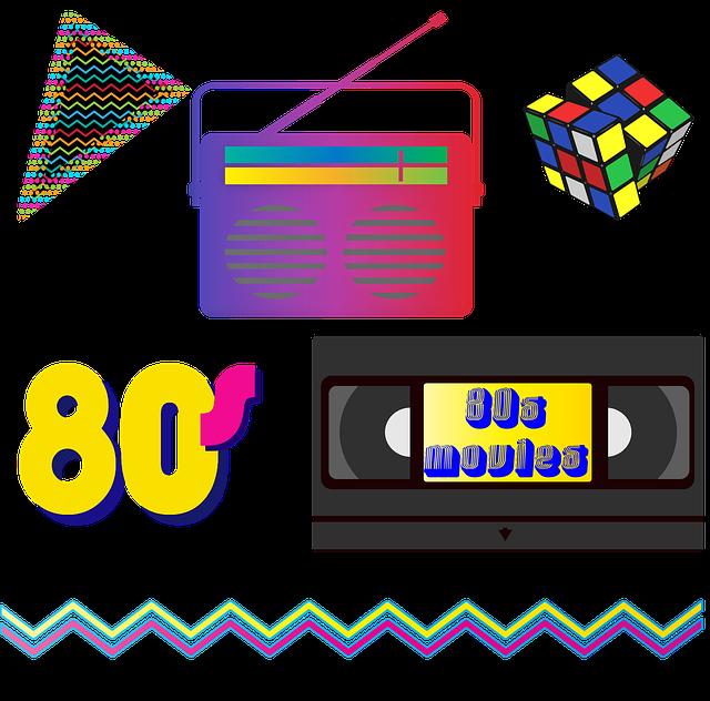 1980'li Yılların İkonları