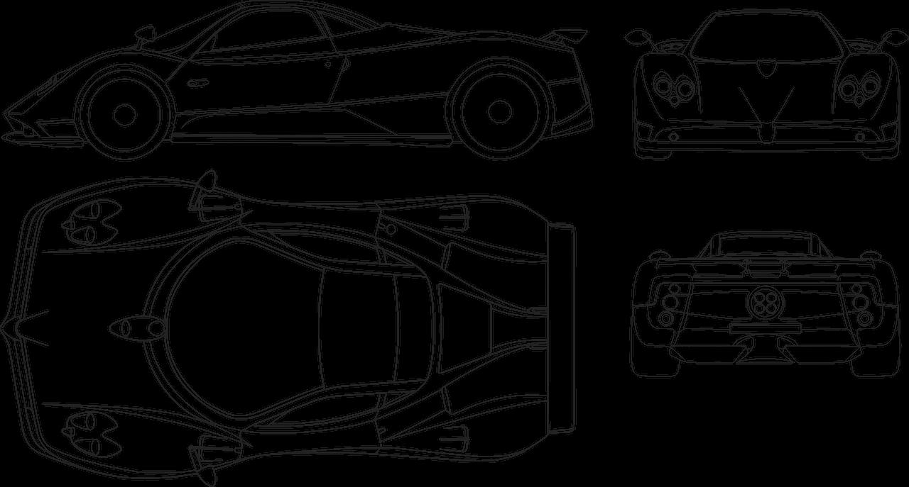 Arabalar Boyama Sayfaları