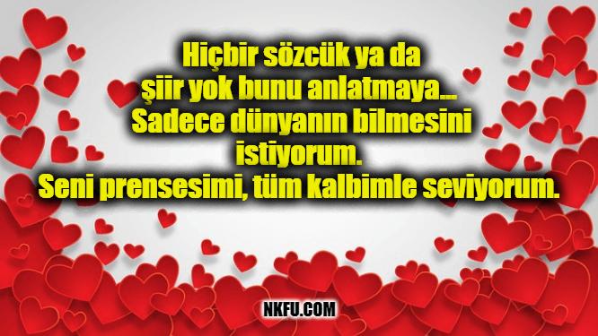 Facebook Sevgililer Günü Sözleri