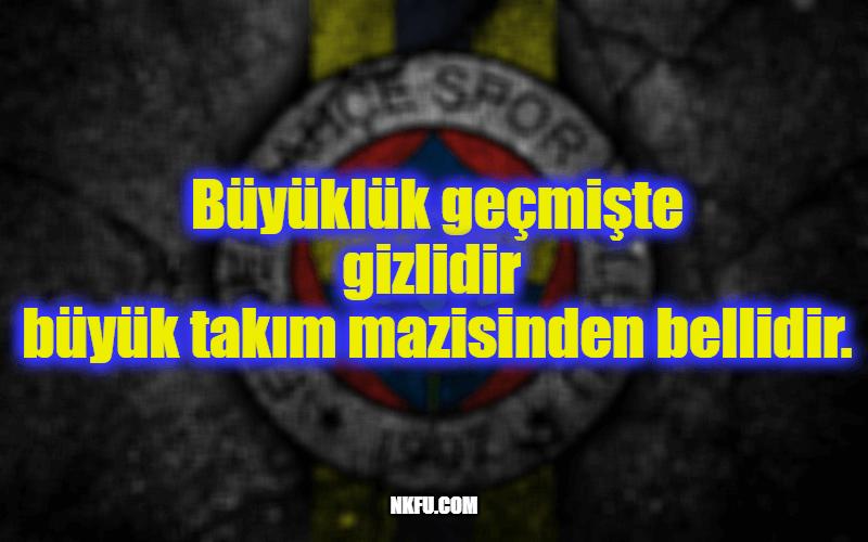 Fenerbahçe Sözleri - Sloganları (Resimli)