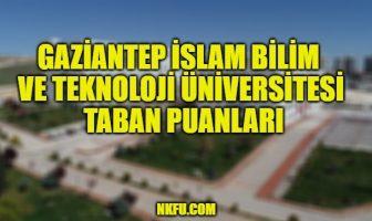 Gaziantep İslam Bilim ve Teknoloji Üniversitesi