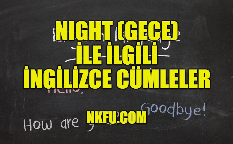 Night (Gece)
