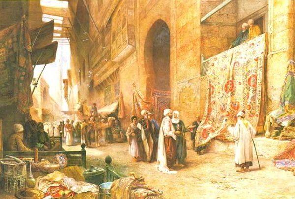 Osmanlı'da Sanat ve Ekonomik Hayat (Özet)