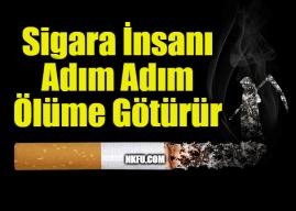 Sigara ve Alkolün Zararları İle İlgili Sloganlar