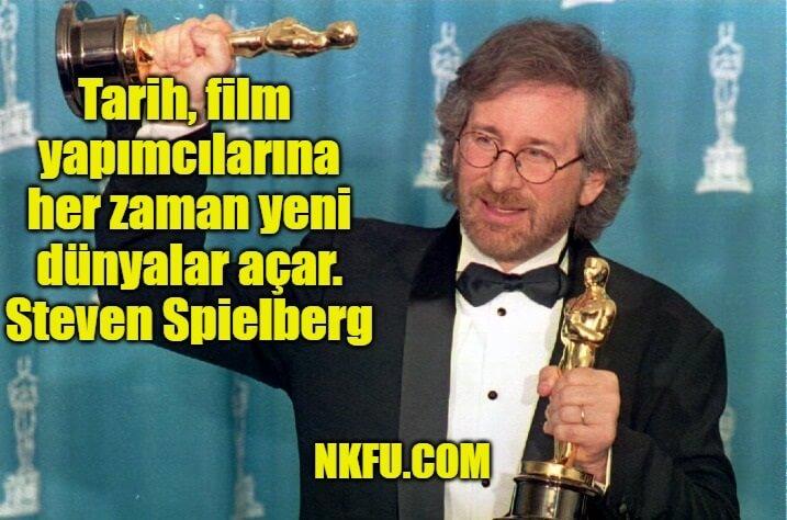 Steven Spielberg Resimli Sözleri