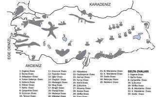 türkiyenin ovaları