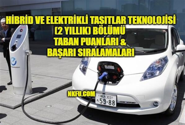 Hibrid ve Elektrikli Taşıtlar Teknolojisi