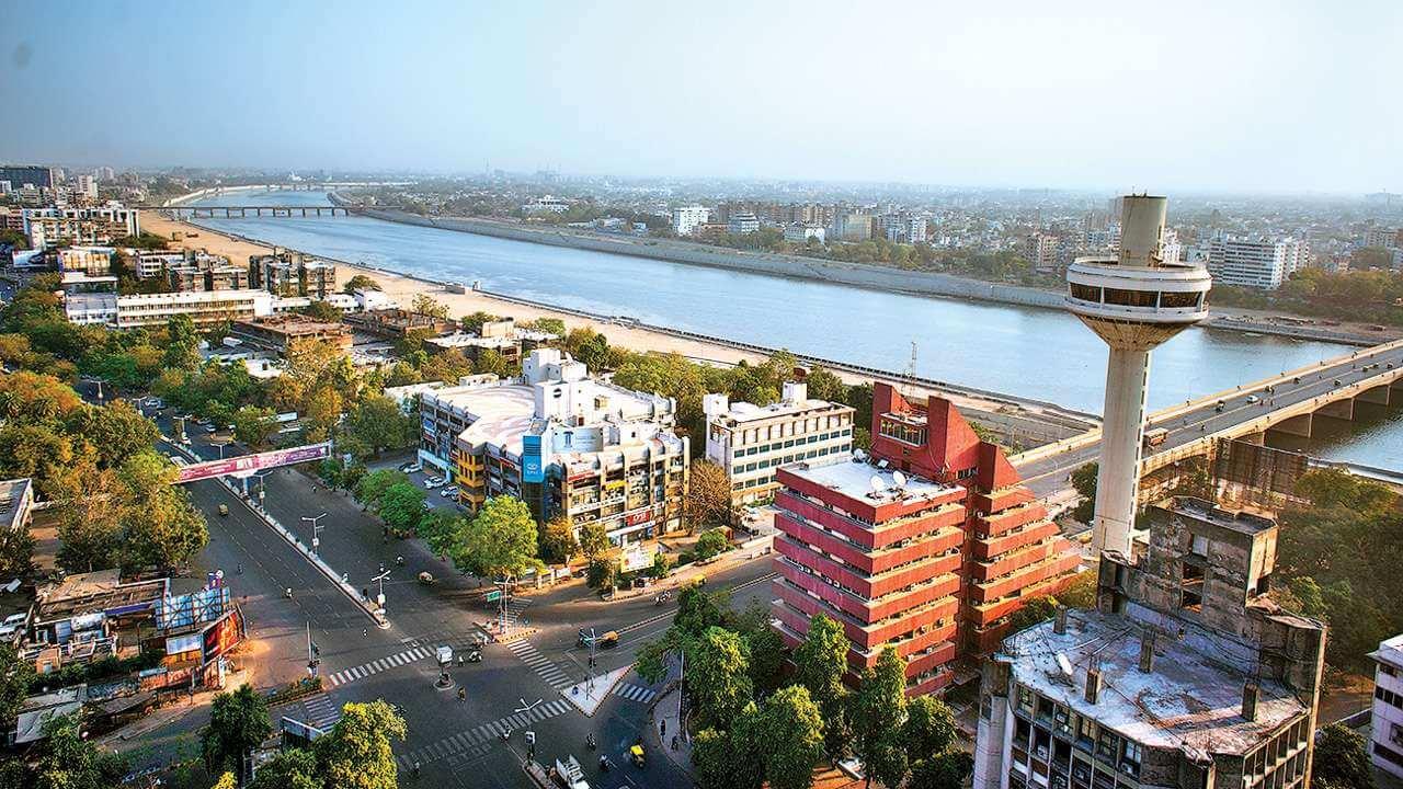 Ahmedabad Nerededir?
