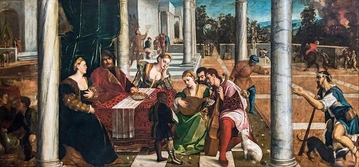 Bonifazio Veronese Eserleri / Çalışmaları