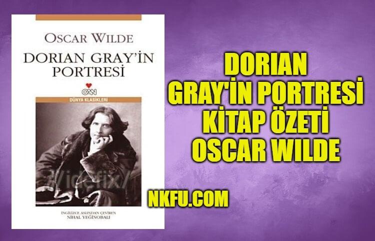 Dorian Gray'in Portresi Kitap Özeti