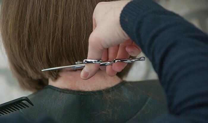 saç kesme