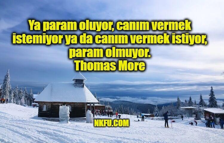 Thomas More Sözleri