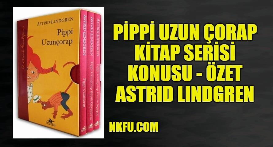 Pippi Uzun Çorap Kitap Serisi un Çorap Kitap Serisi