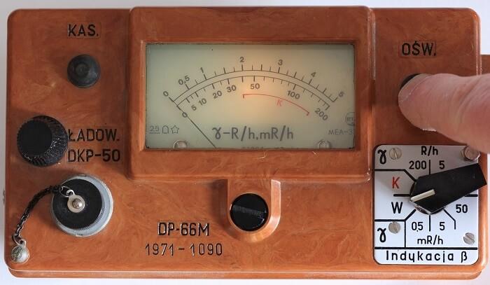 radyoaktivite ölçme