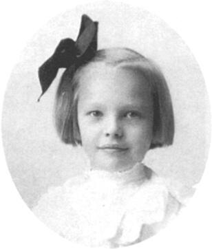 Amelia Earhart çocukluğu