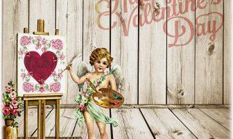 14 Şubat Sevgililer Günü Resimleri ve Vintaj (Vintage) Kartlar