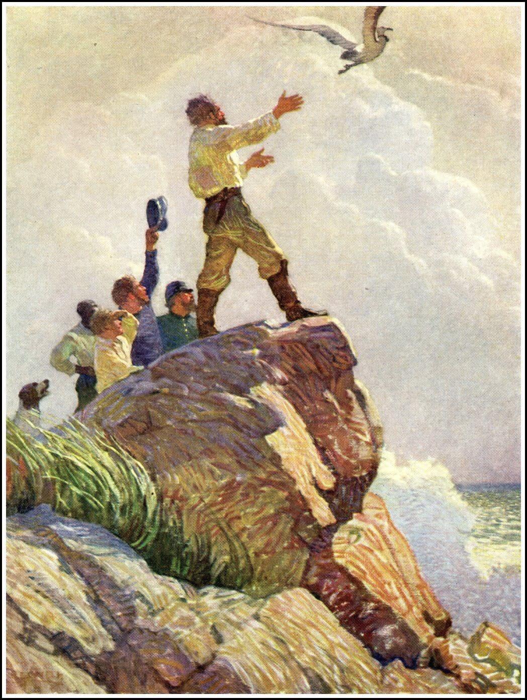Esrarlı Ada - Jules Verne