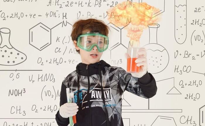 kimyasal reaksiyon