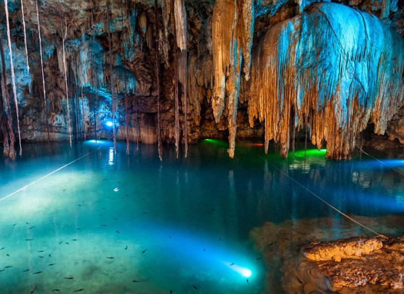 Lechuguilla Mağarası