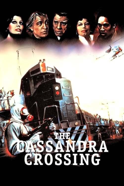 Cassandra Geçidi (The Cassandra Crossing - 1976)