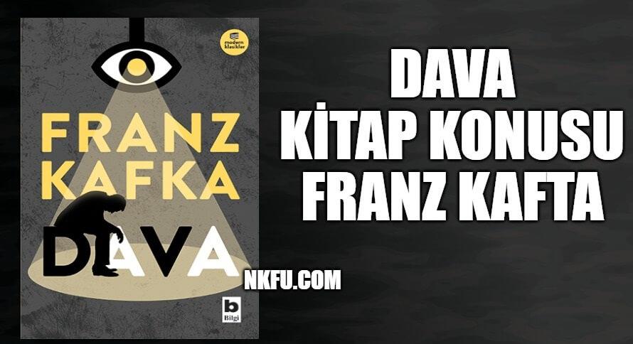 Dava - Franz Kafta