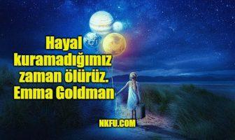 Emma Goldman Sözleri